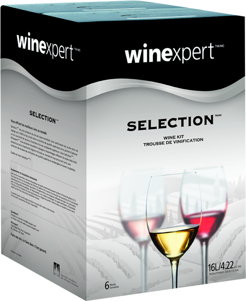 Wine-Expertt Selection